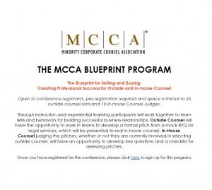 MCCA Blueprint